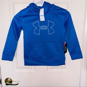 Under Armour boys hoodie size 5